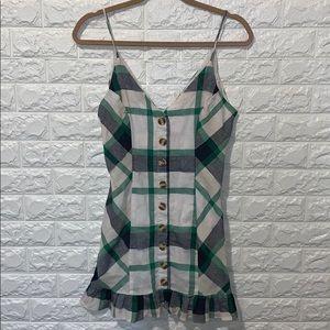 Blush Boutique Plaid dress